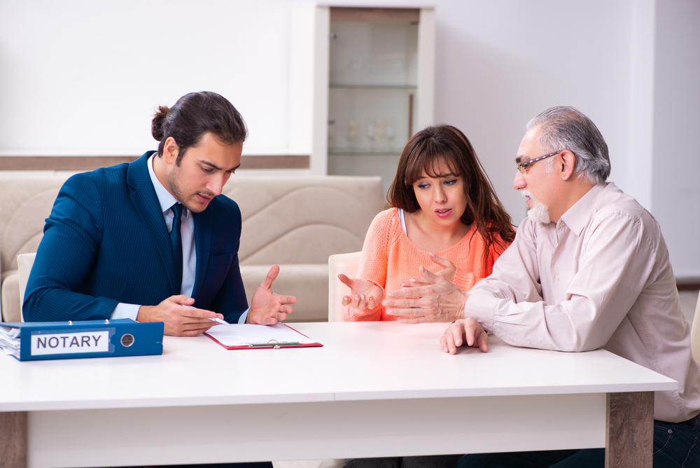Can the executor of a will take everything