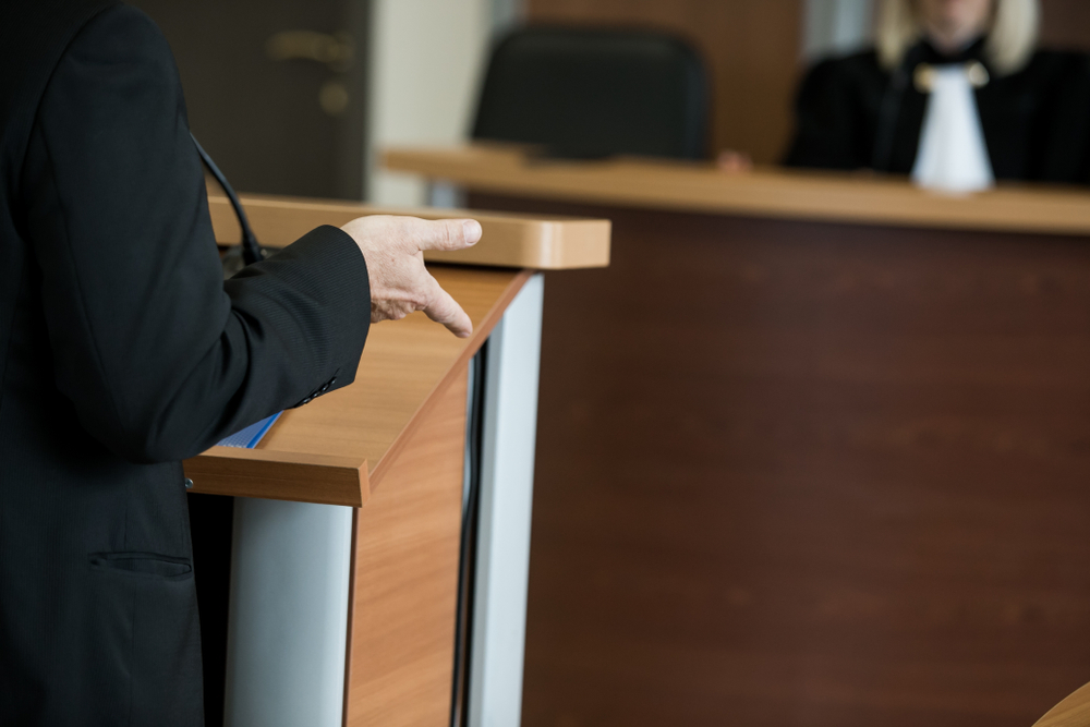Does a deposition mean going to trial
