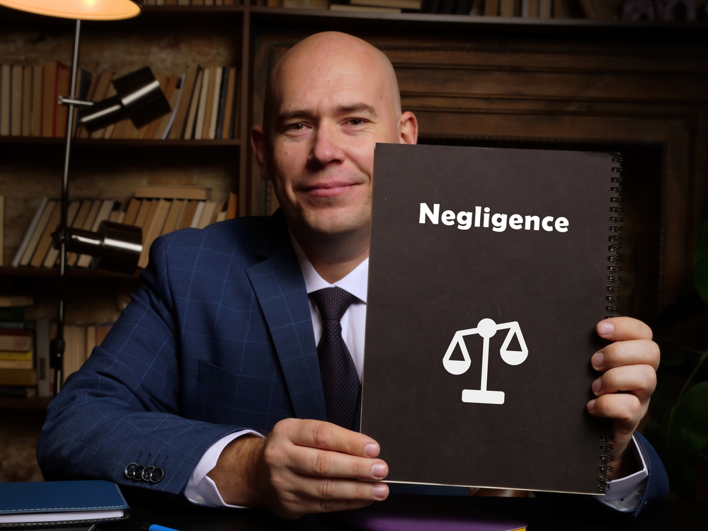 How do you prove negligence in court