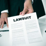 What Happens When A Lawsuit is Filed Against You?