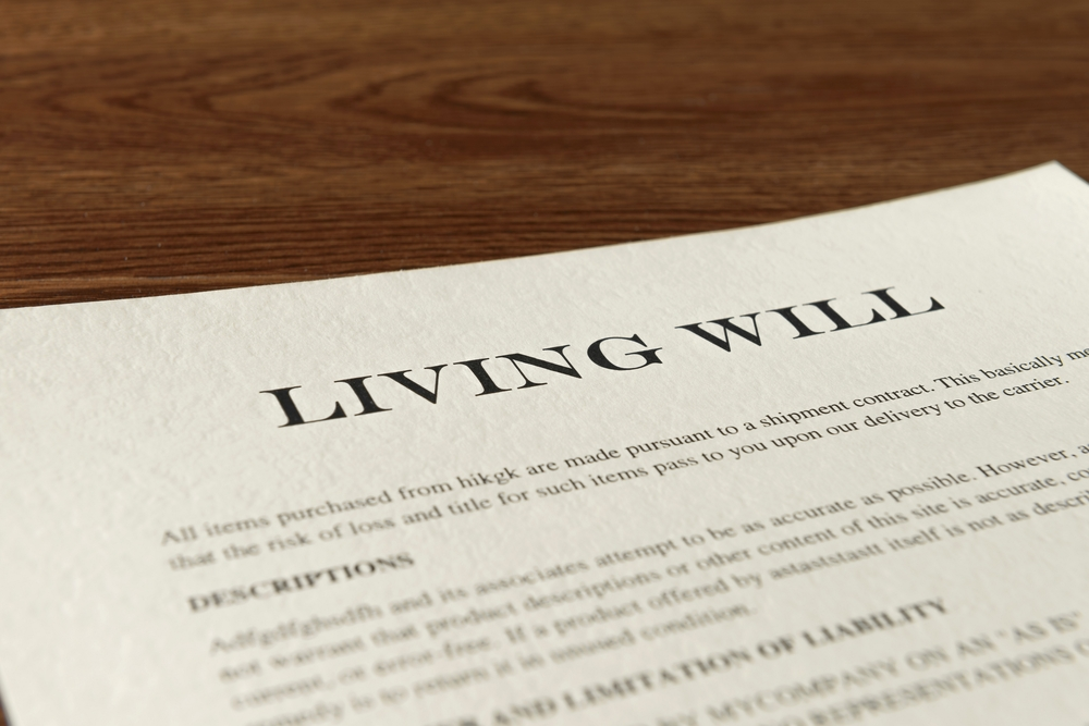 What is a living will & why is it important to have one