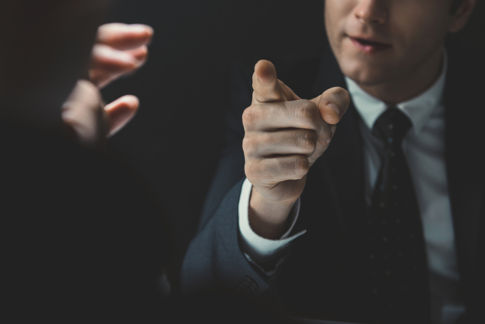 What to do if someone is making false accusations against you