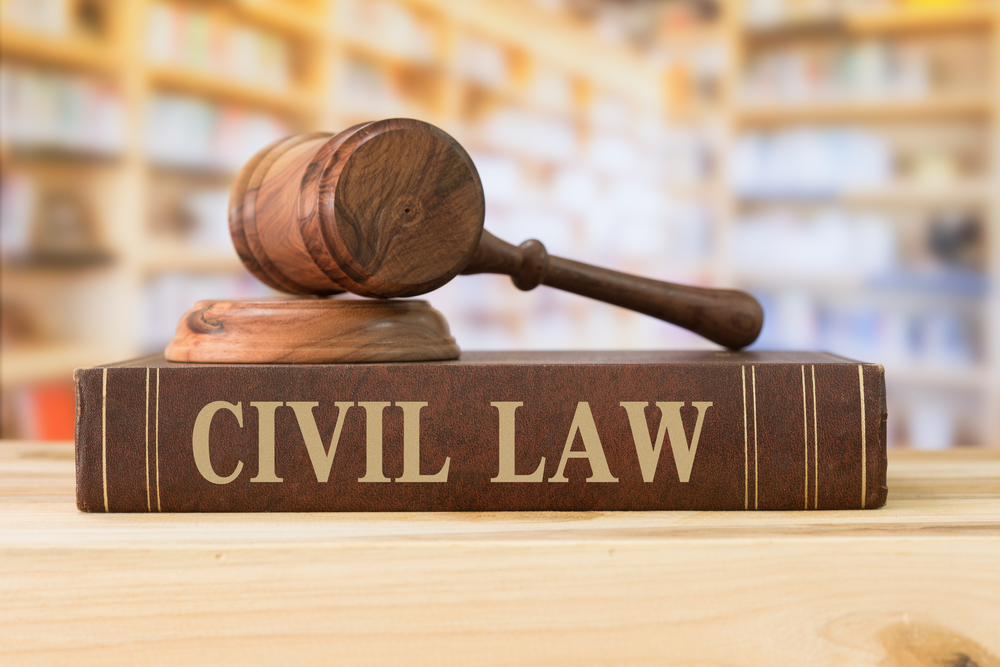 What would be considered a civil case