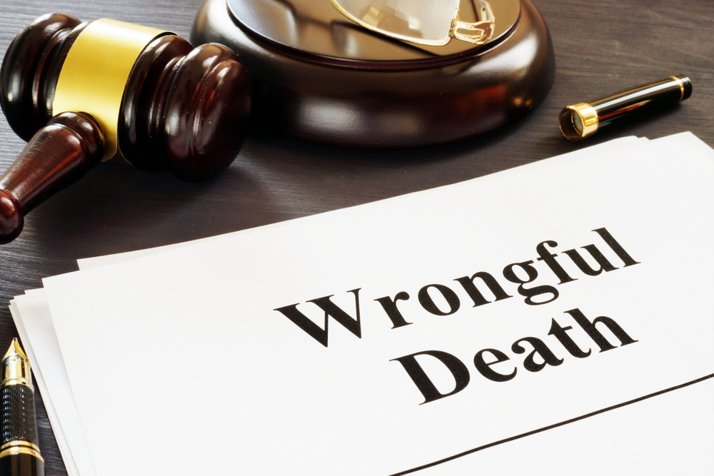 Who has the right to sue for wrongful death